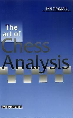 Art of Chess Analysis, Everyman Chess, Very Good Book