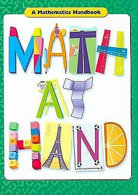 Math at Hand:  A Mathematics Handbook (Paperback)