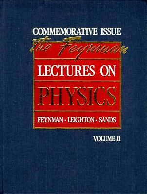 The Feynman Lectures on Physics: Commemorative Issue, Volume 2: Mainly Electomag