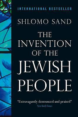 The Invention of the Jewish People, Sand, Shlomo, Books
