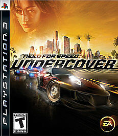 Need for Speed: Undercover - Playstation 3, Good PlayStation 3, Playstation 3 Vi