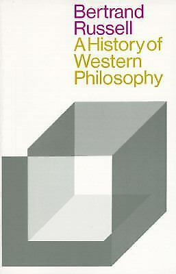 A History of Western Philosophy, Bertrand Russell, Books