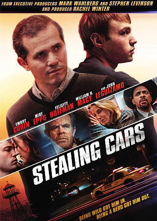 Stealing Cars (DVD, 2016)