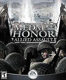 Medal of Honor Airborne Playstation 3 Video Games-Good Condition