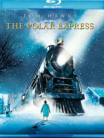 The Polar Express [Blu-ray] DVDs-Good Condition