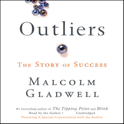 Outliers: The Story of Success Malcolm Gladwell Books-Good Condition