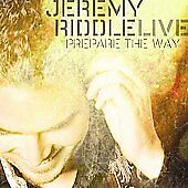 Prepare the Way: Live Jeremy Riddle Music-Good Condition