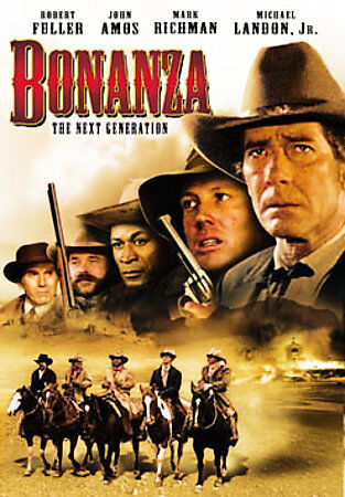 Bonanza: The Next Generation DVDs-Good Condition