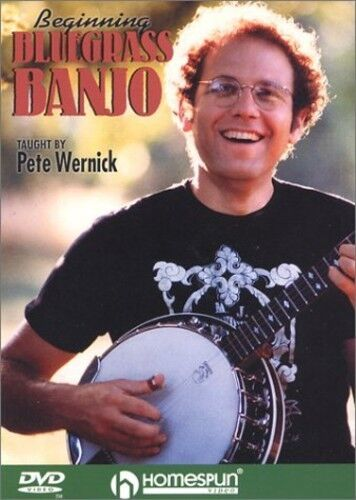Beginning Bluegrass Banjo DVDs-Good Condition