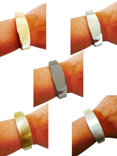 TORY Fitbit Flex Bangle Fitbit Bracelet- 5 Colors & 2 Sizes!  Patent Pending!
