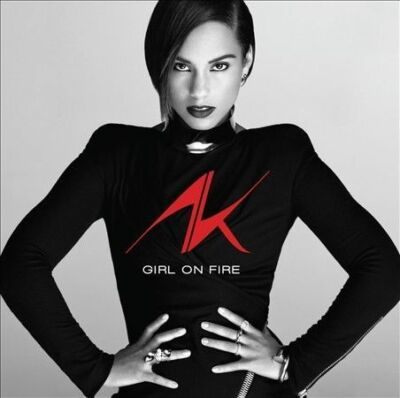 Girl on Fire [Digipak] by Alicia Keys (CD, Nov-2012, RCA)