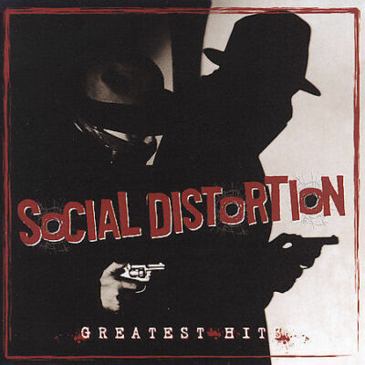Greatest Hits Social Distortion Music-Good Condition