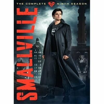 Smallville: The Complete Ninth Season DVDs-Good Condition