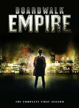 Boardwalk Empire: The Complete First Season DVDs-Good Condition