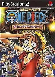 One Piece: Pirates' Carnival - PlayStation 2 PlayStation2, Playstation 2 Video G