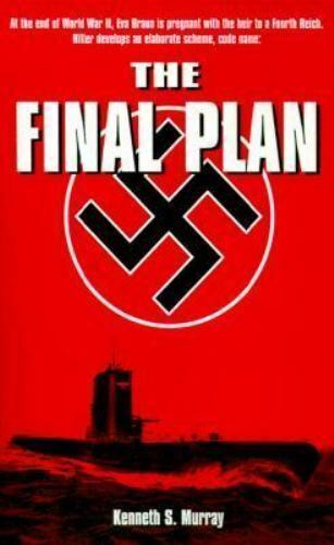 Final Plan by Kenneth S. Murray (2000, Paperback)