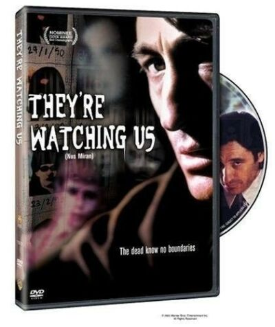 NOS MIRAN  (DVD, 2005) THEY'RE WATCHING US BRAND NEW IN SHRINK