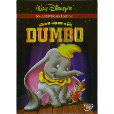 Dumbo (60th Anniversary Edition), Good DVD, Sterling Holloway, Edward Brophy, Ru