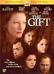 The Gift, New DVD, Cate Blanchett, Katie Holmes, Keanu Reeves, Giovanni Ribisi,