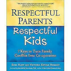 Respectful Parents, Respectful Kids: 7 Keys to Turn Family Conflict into Coopera