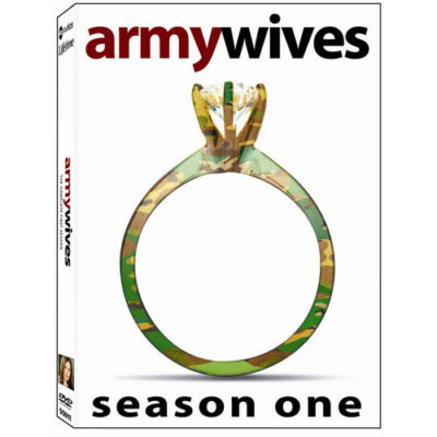 Army Wives: The Complete First Season, Good DVD, Army Wives, n/a
