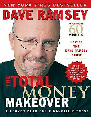 The Total Money Makeover: A Proven Plan for Financial Fitness, Dave Ramsey, Good
