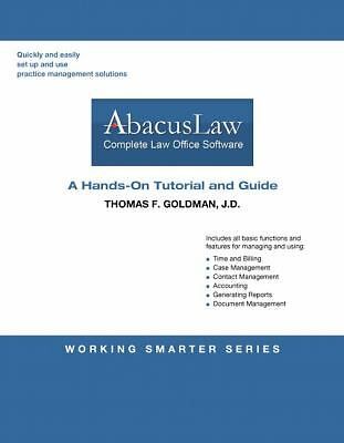 AbacusLaw: Hands-On Tutorial and Guide (Working Smarter), Good Books