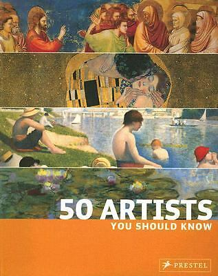 50 Artists You Should Know, Good Books