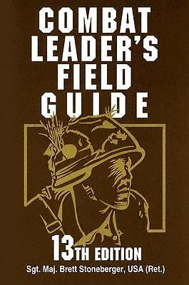 Combat Leader's Field Guide: 13th Edition, Good Books