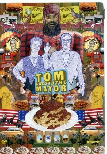 Tom Goes to the Mayor - The Complete Series by Various