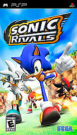 Sonic Rivals by