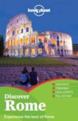 Lonely Planet Discover Rome (Country Guide), Duncan Garwood, Abigail Hole, Good