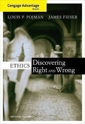 Cengage Advantage Books: Ethics: Discovering Right and Wrong, Good Books