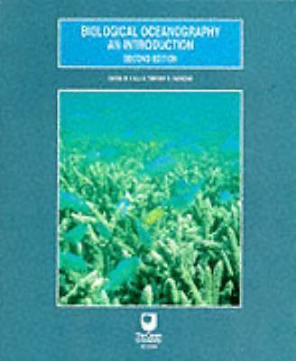 Biological Oceanography: An Introduction, Second Edition, Acceptable Books