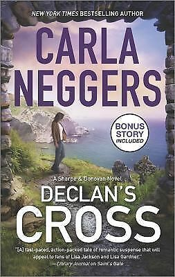 Declan's Cross (Sharpe & Donovan), Neggers, Carla, Good Book