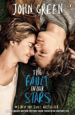 The Fault in Our Stars (Movie Tie-in), Green, John, Good Book