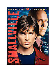 Smallville: The Complete Fifth Season, New DVD, ,