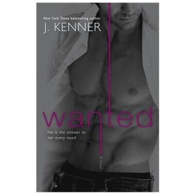 Wanted: A Most Wanted Novel, Kenner, J., Good Book