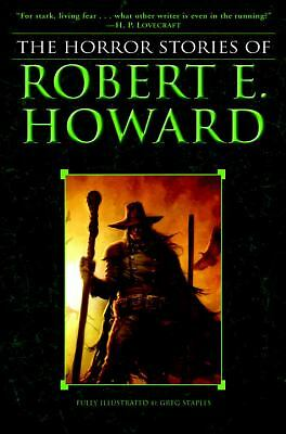 The Horror Stories of Robert E. Howard, Good Books