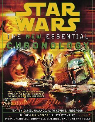 The New Essential Chronology to Star Wars, Good Books