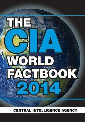 The CIA World Factbook 2014, Intelligence Agency, Central, Good Book