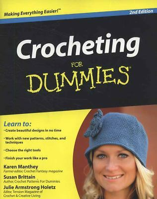 Crocheting For Dummies, Good Books