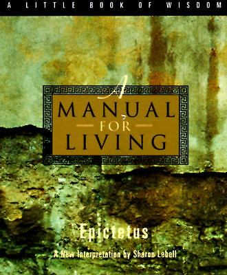 A Manual for Living (A Little Book of Wisdom), Good Books