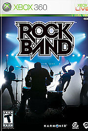 Rock Band, Good Xbox 360 Video Games