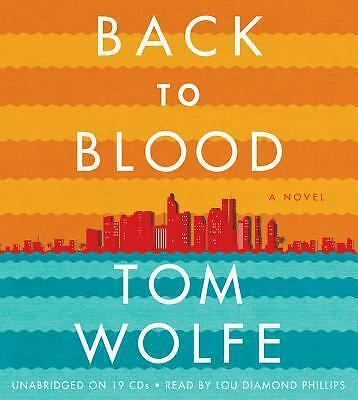 Back to Blood: A Novel, Good Books