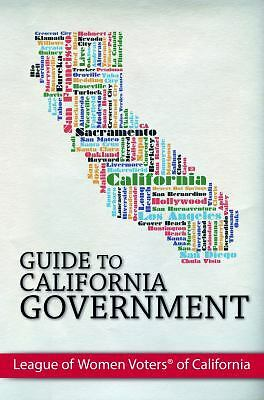 Guide to California Government, Good Books