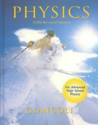 Physics: Principles With Applications, Acceptable Books