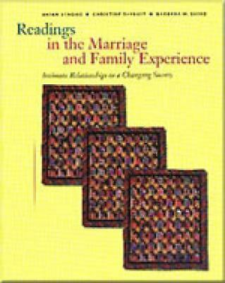 Readings in the Marriage and Family Experience, Acceptable Books