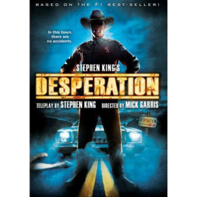 Stephen King's Desperation, Good DVD, Tom Skerritt, Steven Weber, Annabeth Gish,