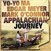 Yo-Yo Ma - Appalachian Journey SEALED CD sony music FREE SHIPPING AND RETURNS